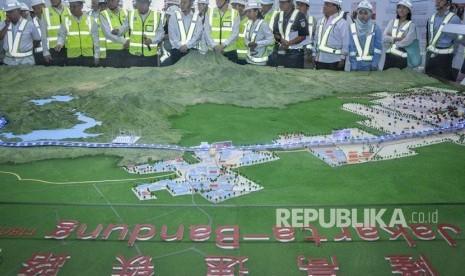14 Kelurahan Kota Bandung Terdampak Proyek Kereta Cepat