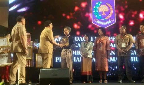 MDMC Raih Penghargaan Ormas Penanggulangan Bencana