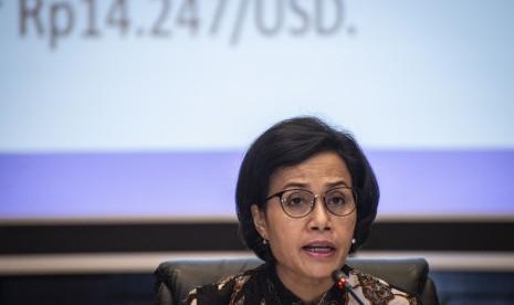 Sri Mulyani Kembali Raih Penghargaan Menkeu Terbaik Dunia