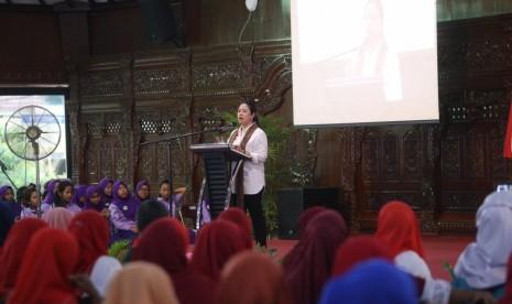 Puan Klaim Kesejahteraan Meningkat di Pemerintahan Jokowi