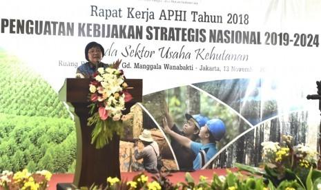 Menteri LHK: Presiden Pimpin Langsung Pencegahan Karhutla