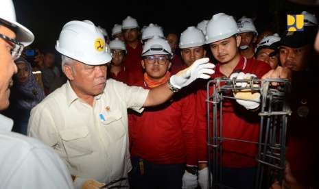 Pembangunan Duplikasi Jembatan Surabaya di Lombok Dilanjut