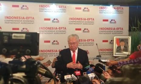 Indonesia Bisa Ekspor Minyak Sawit ke Negara EFTA