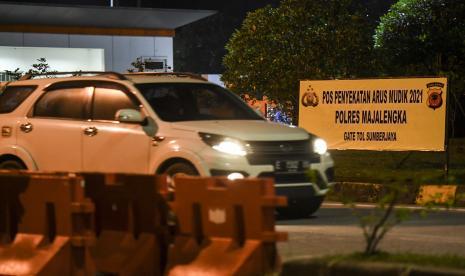 Polisi Siapkan 381 Titik Penyekatan Selama Pelarangan Mudik