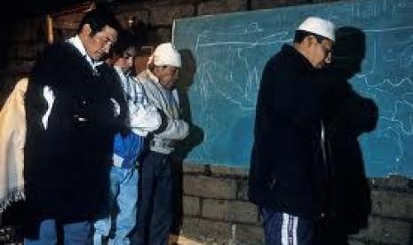 Syiar Islam di Negeri Sombrero