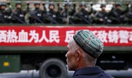 Organisasi Uighur Serukan Hentikan Bisnis dengan Cina