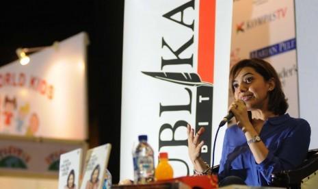 Najwa Shihab Ungkap Ketakutannya Sebagai Jurnalis