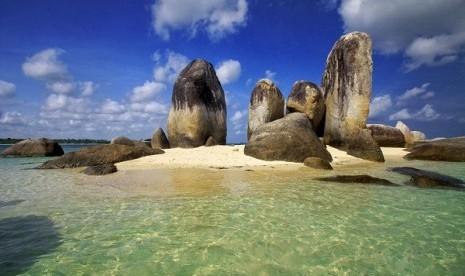 Objek wisata belitung timur