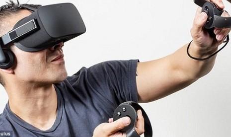 Mahasiswa Unpad Gunakan VR Untuk Penanganan ISPA