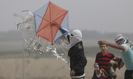 PLO Desak Internasional Lindungi Gaza dari Serangan Israel