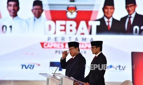Pengamat: Prabowo Harus Hati-Hati Gunakan Bahasa Inggris