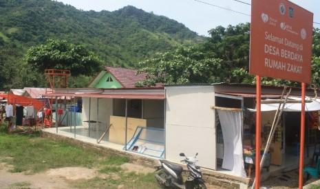 Pembangunan Huntap di Lombok Baru 3,2 Persen dari Target