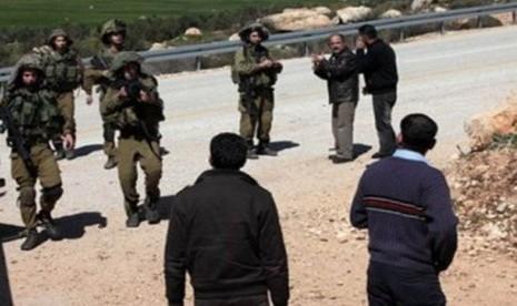Pasukan Israel Tangkap Anak Palestina Berumur 8 Tahun