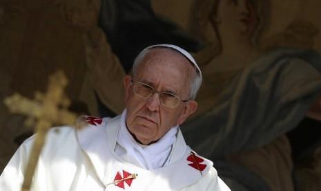 Paus Dijadwalkan Kunjungi UEA pada Februari