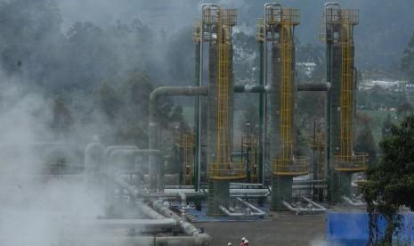 Pemerintah Tugaskan Geo Dipa Kelola PLTP Dieng-Patuha