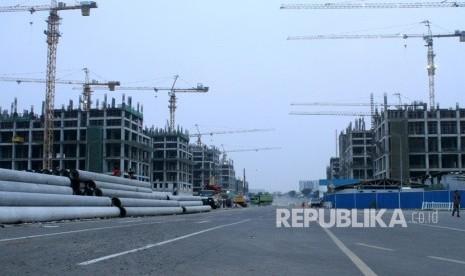 Meikarta Mengurangi Beban Residensial Jakarta