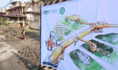 PGN Tambah 4 Pelanggan Komersial di Medan