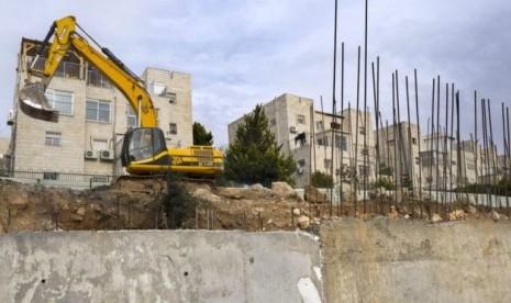 Israel akan Bangun Permukiman Besar di Tepi Barat
