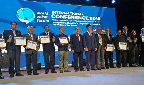 WZF Bahas Anggota Negara Baru Gerakan Zakat