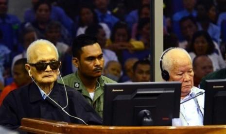 Pemimpin Khmer Merah yang Masih Hidup Bersalah Atas Genosida