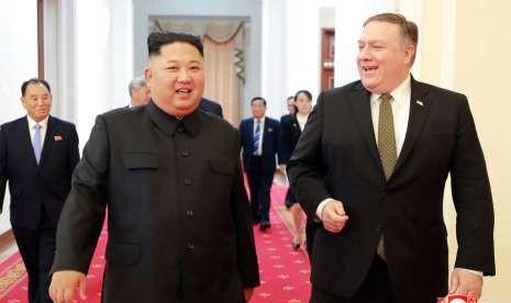 Korut Mendadak Batalkan Pertemuan dengan AS