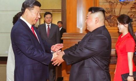 Cina Ingin Fasilitasi Denuklirisasi di Semenanjung Korea