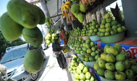 Harga Mangga Jatuh di Kota Mangga