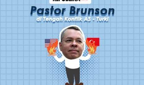 Pastor Brunson Dibebaskan Setelah Picu Konflik Turki dan AS