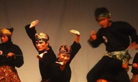 Sukabumi Genjot Festival Pencak Silat