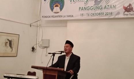 La Tansa Gelar Panggung Azan untuk Indonesia yang Khuysu'
