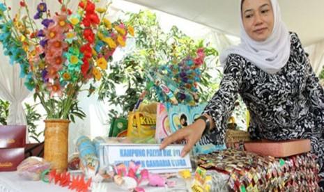 Sukabumi Jadikan Ekonomi Kreatif Unggulan Daerah