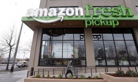 Amazon Tingkatkan Investasi di Inggris