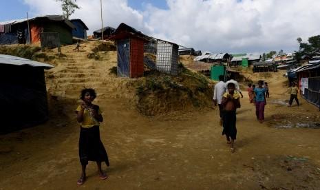 Onecare Bangun 72 Sumur untuk Pengungsi Rohingya