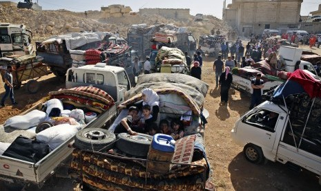 Lebanon Kembali Pulangkan Pengungsi Suriah