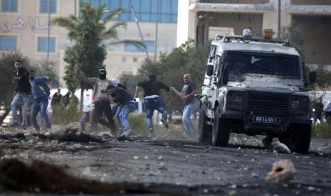Dua Warga Israel Tewas dalam Baku Tembak di Ramallah