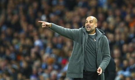 Pep Guardiola: Kami Berusaha Cetak Gol Sebanyak Mungkin