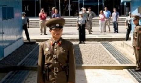 Korea Utara Bebaskan Warga Korsel Melintasi Perbatasan