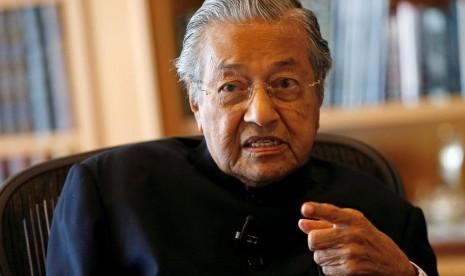 Mahathir Sampaikan Belasungkawa Insiden Lion Air