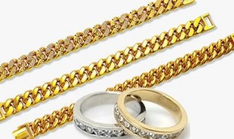 BPS: Ekspor Perhiasan dan Permata Meningkat pada Oktober