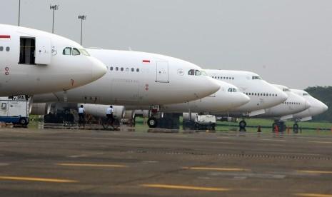 Garuda Buka Kembali Rute Jakarta-London-Bali