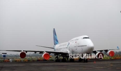Garuda Terbang dari Halim Mulai Januari 2019
