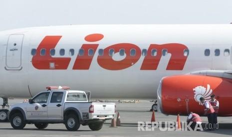 Ada Kerusakan Mekanis, Lion Air Solo-Jakarta Gagal Terbang