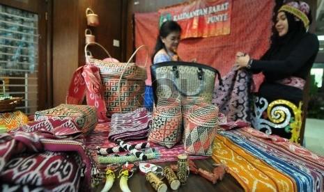 Jokowi: Industri Kreatif Jadi Ciri Khas Indonesia