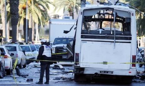 Tunisia Lucuti Empat Sel Tidur Teroris
