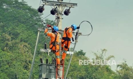 Tol Listrik Sumatra Ditargetkan Rampung Sebelum Pilpres