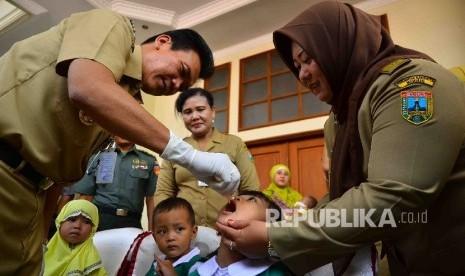 Menkes: Indonesia Waspadai Wabah Polio dari Papua Nugini