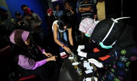 Polisi Purwakarta Intensifkan Razia Tempat Hiburan Malam