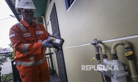 PGN Uji Coba Jaringan Gas Rumah Probolinggo