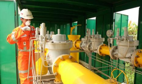 Pelanggan Gas PGN di Sumut Bertambah