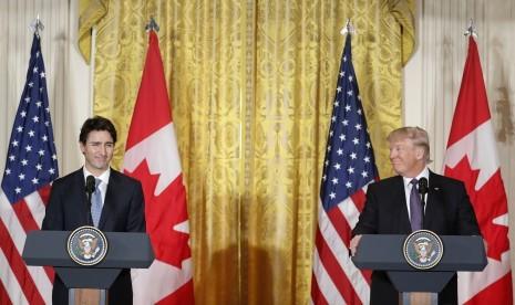 Kanada Terjebak di antara AS dan Cina